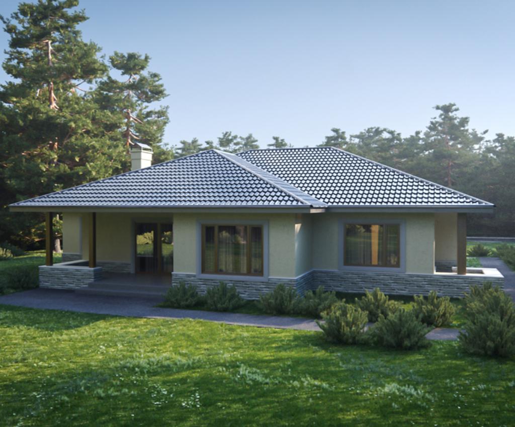 projekty rodinnych domov RENOVA - stavba domov na kluc topolcany